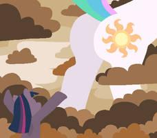 Praise the Sunbuttt by ThreeTwoTwo32232