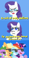 Mares by ThreeTwoTwo32232