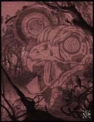 Bird of prey by Nicholashelms111