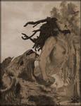 Redemption Print by Nicholashelms111