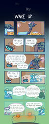 Xotiathon Round One| Page 5 by CinderDuck