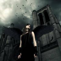 Divine Pain by octobre-rouge