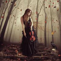 Autumn Sonata by octobre-rouge