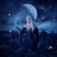 Khaleesi by octobre-rouge