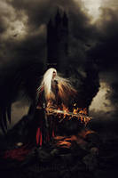 The Rise of Darkness by octobre-rouge