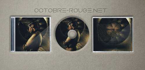 Soul of Emptiness - Available CD Cover by octobre-rouge