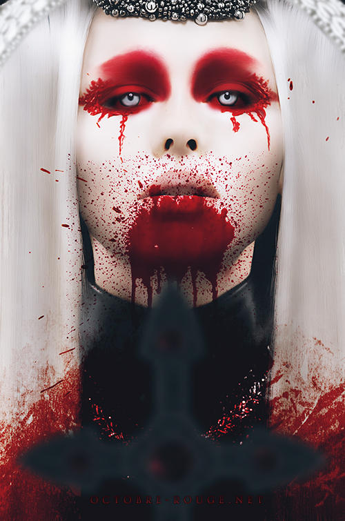 The Bloody Queen by octobre-rouge