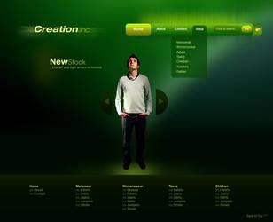 Creation.Inc by Calabur