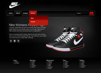 Nike - Royalty High by Calabur