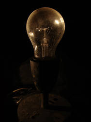 No More Light III by Gundross