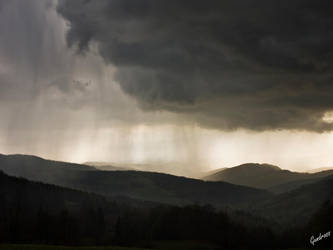 Rainstorm by Gundross