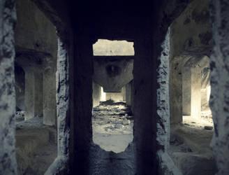 Cement Portal by Gundross