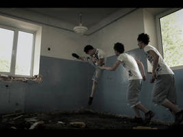 Karate pumo by Gundross