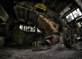 Machinery II by Gundross