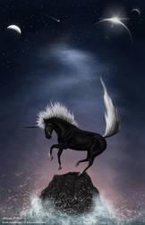 Lunar Eclipse by DarkMoon17