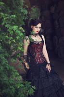 Devil's princess 6 by Estelle-Photographie