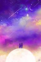 our secret universe. by sugarmints