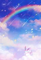 cloud nine. by sugarmints
