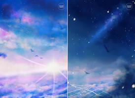 take flight. by sugarmints