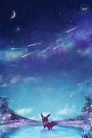 eevee's dream. by sugarmints