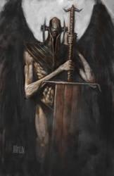 Dark Angel by kurteinhaus