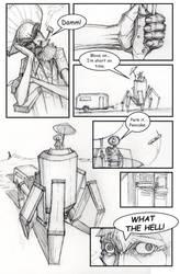 Page 4 of I KILL Robots by kurteinhaus