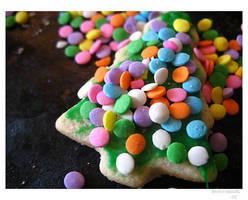 Christmas Cookie by RandomNecessity