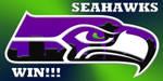 SEAHAWKS WIN!!!! by SKGaleana