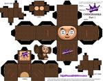 CHEBURASHKA w/ #Cubeefollowmeeyes Part 1 by SKGaleana