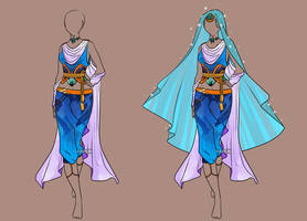 Fashion Adoptable Auction 18 - CLOSED by Karijn-s-Basement