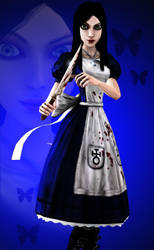 Alice Madness Returns by KSE25