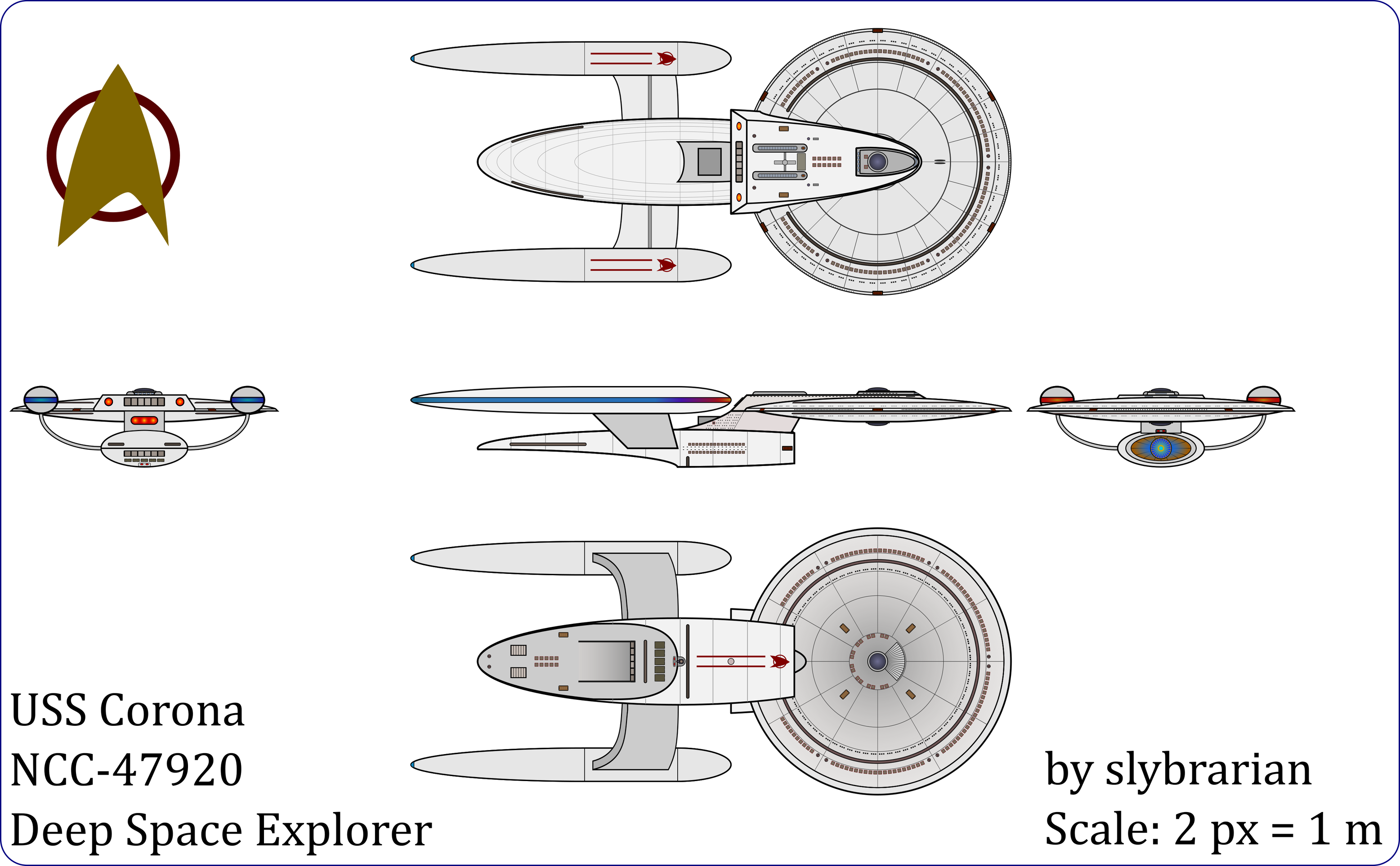 Slybrarian's Spaceships (And Other Stuff) | Sufficient Velocity
