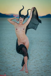 Desert Witch by Mac--Photo