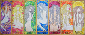 7 deadly sins by tatianangfung