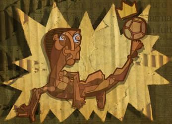 futebol, soccer by Joao-Henrique-Brum