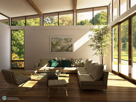 Evermotion Living room by zipper
