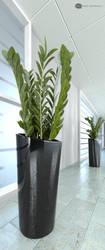 Flower pot presentation 2 by zipper