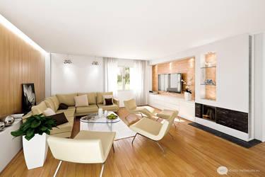Living room 1 - Lipinscy by zipper