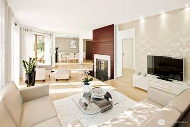Living room 2 - Lipinscy by zipper
