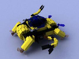 LEGO series 1 model.no.  6145 by zipper