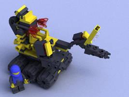LEGO series 4 My Model by zipper