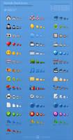 Granda Stock Icons by JJ-Ying
