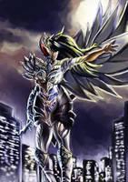 Kamen Rider kivala by cric