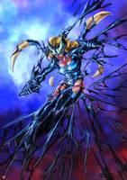 Mockingbird symbiote by cric