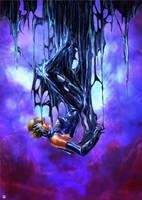 Dazler symbiote by cric
