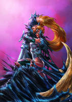 Artemis symbiote by cric