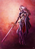 Lady Death by cric