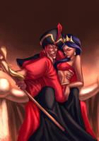 Jasmine Jafar by cric