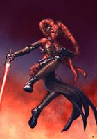 Darth Talon by cric