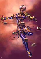 Ivy Soul Calibur by cric